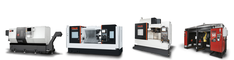 High tech CNC and robotic equipment operated by TMG Manufacturing