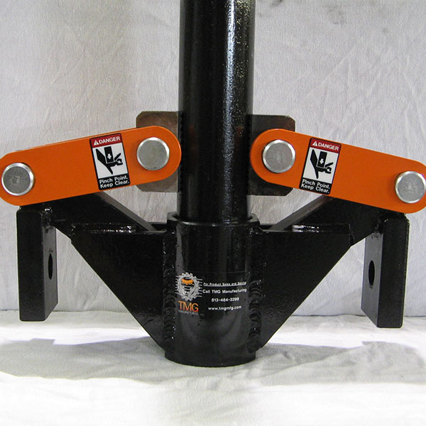 Casing quick puller designed compaction grouting