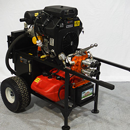 Featured picture of our 19.5 hp Hydraulic Power Unit