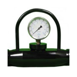 Featured image of our In-Line Pressure Gauge