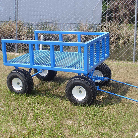 Featured image of our Pipe Cart