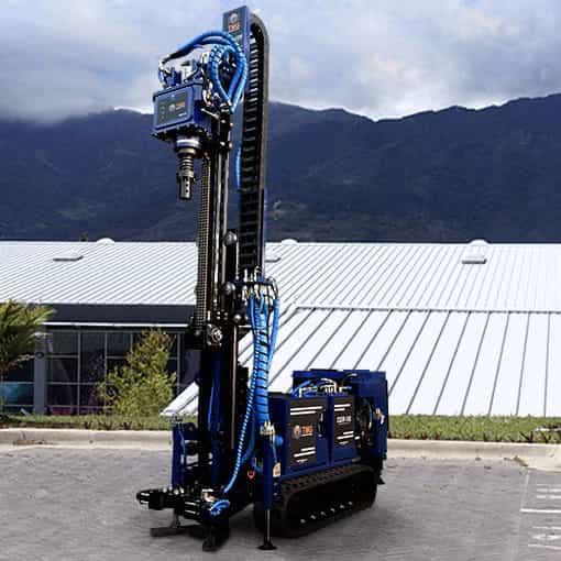 Featured picture of our CGR-155 Compaction Grouting Drill Rig
