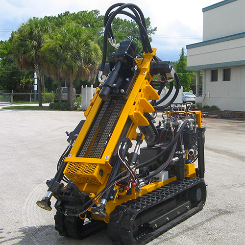 Featured picture of our CGR-138 Compaction Grouting Drill Rig