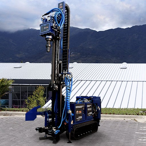 Featured image of our Foundation Repair Drill Rigs