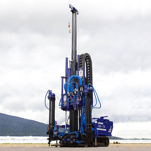 Featured image of our SPT and CPT Crossover Test Drill Rigs