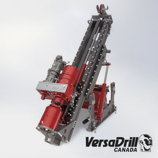 Featured picture of our STR-155 SPT and wireline coring soil test drill rig