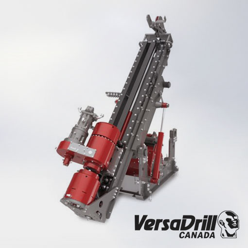 Featured picture of our STR-138 SPT and coring test Drill Rig