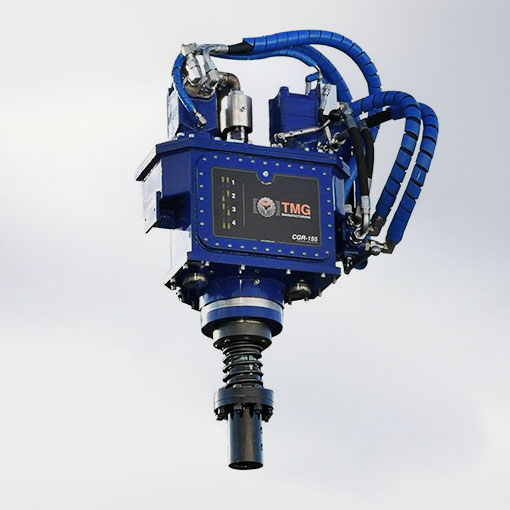 Featured image of our gearbox drill heads