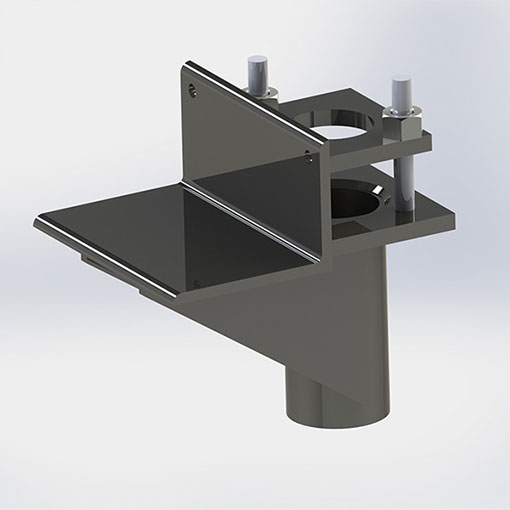 Featured image of our underpinning Injection Pier Bracket