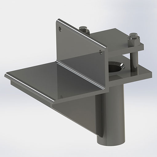 Featured picture of our LB12-A Lift Bracket