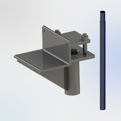 Featured image of our underpinning lift brackets